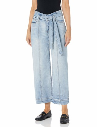 Lola Jeans Women's High Rise Wide Leg