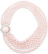 Miu Miu beaded necklace