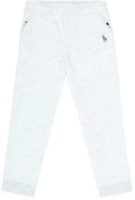Polo Ralph Lauren Cotton-blend trackpants