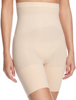 Spanx Plus Size Higher Power Short Shaper