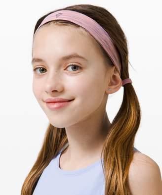 Lululemon Stick It Headband *Luxtreme - Girls