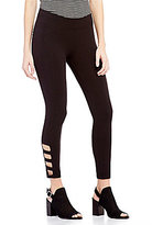 Hue Cutout Skimmer Leggings
