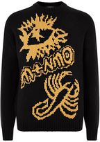 Stella Mccartney Scorpion Sweater
