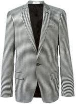Bally checked blazer - men - Spandex/Elastane/Cupro/Viscose/Virgin Wool - 46