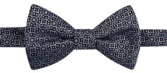 Countess Mara Men's Randall Medallion Pre-Tied Bow Tie