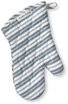 Williams-Sonoma Williams Sonoma Stripe Oven Mitt, French Blue