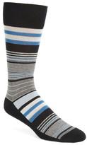 Nordstrom Men's Random Stripe Socks
