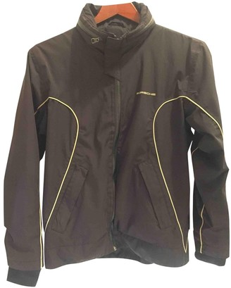 Porsche Design Black Jacket for Women