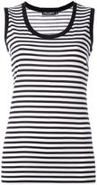 Dolce & Gabbana striped tank top - women - Cotton - 38