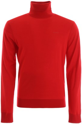 DSQUARED2 Wool Turtleneck