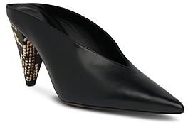 Whistles Women's Ari High-Heel Mules