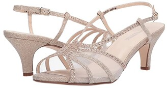 Touch Ups Clara (Champagne) Women's Shoes