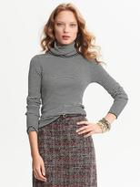 Banana Republic Essential Ribbed Turtleneck