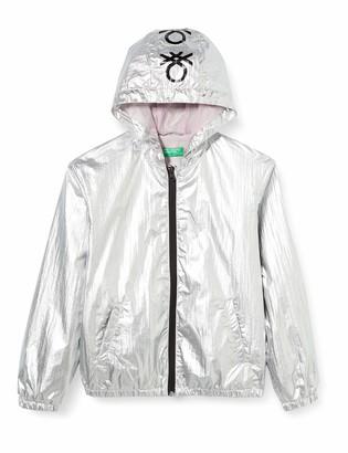 Benetton Girl's Giubbino Coat
