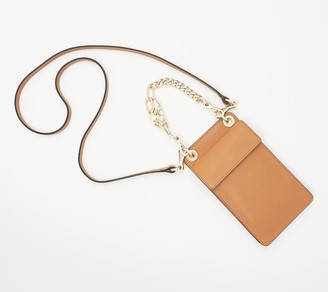 Vince Camuto Pebble Leather Small Crossbody - Liya