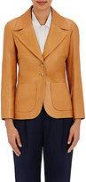 The Row Women's Calixo Two-Button Jacket-TAN