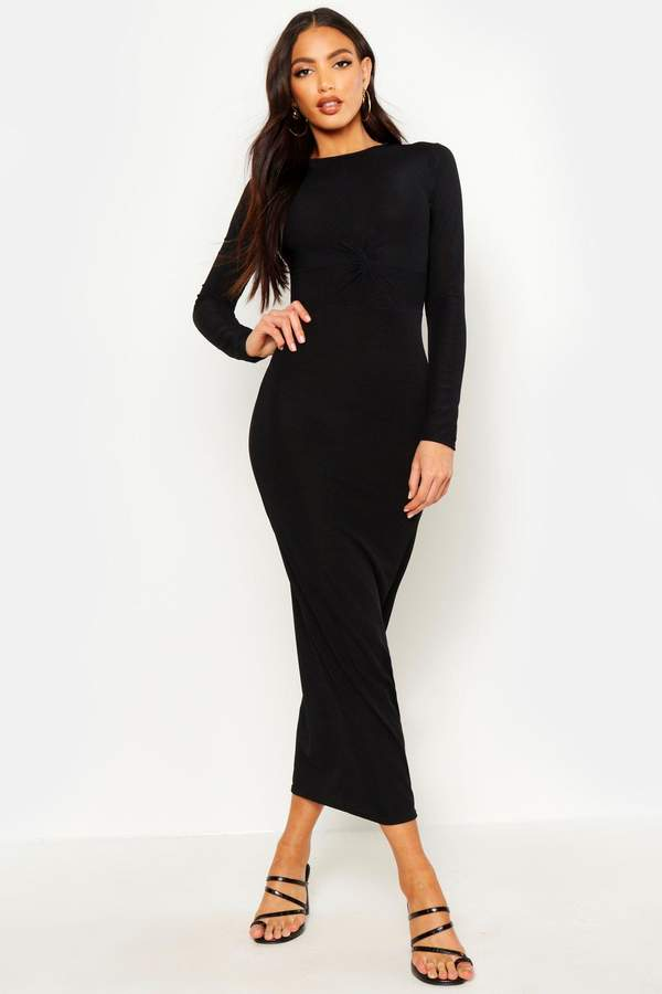 3e54fb8d564 With A Twist Maxi Dress - ShopStyle