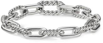 David Yurman Chain Madison Sterling Silver Bracelet