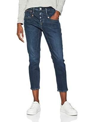 Herrlicher Women's Shyra Cropped Boyfriend Jeans, x 30L