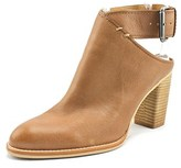 Via Spiga Jacklyn Pointed Toe Leather Ankle Boot.