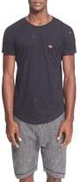 Chapter Men's 'Yuri' Distressed Pocket T-Shirt