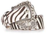 Zebra western belt