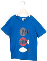 Petit Bateau Boys' Printed T-Shirt