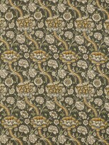 Thumbnail for your product : Morris & Co. Wandle Furnishing Fabric, Charcoal/Mustard