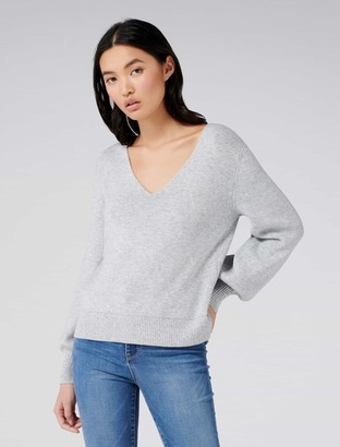 Ever New Fabian Lace-Up Back Jumper