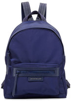 Longchamp Le Pliage Small Nylon Backpack, Navy