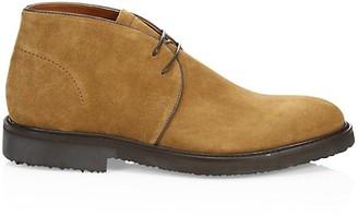 Ermenegildo Zegna New Trivero Suede Desert Boots