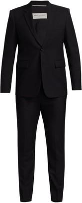 Saint Laurent Virgin Wool Suit