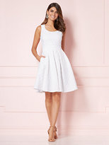 New York & Co. Eva Mendes Collection - Solange Fit & Flare Dress