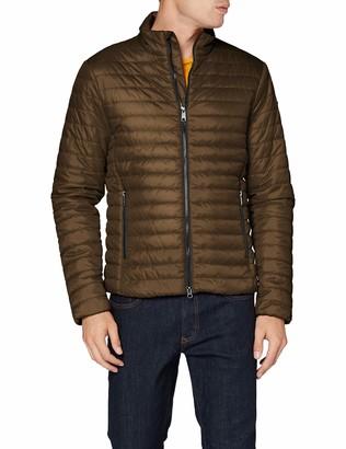 Geox Men's M Wilmer Quilted Jacket