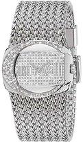 Just Cavalli Women's Quartz Watch Rich R7253277545 with Metal Strap