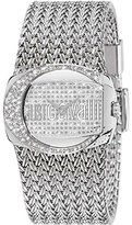 Roberto Cavalli Just Cavalli Women's Quartz Watch Rich R7253277545 with Metal Strap