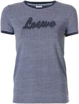 Loewe polka dot logo T-shirt
