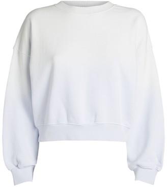AGOLDE Tie-Dye Sweatshirt