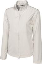 Cutter & Buck Sandstone WeatherTec Bainbridge Zip-Up Jacket - Plus Too