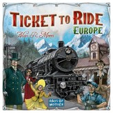 Asmodee Ticket to Ride Europe Strategy Board Game