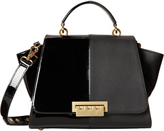 Zac Posen Eartha Soft Top Handle Satchel Handbags