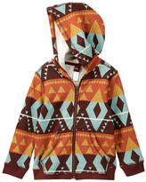 Tea Collection Little Gerardo Geo Zip Hoodie (Baby & Toddler Boys)