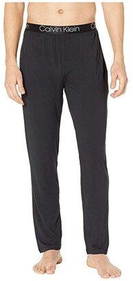 Calvin Klein Underwear Ultra Soft Modal Sleep Pants (Black) Men's Pajama