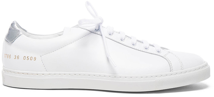 Common Projects Leather Achilles Retro Low
