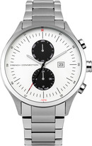 Kensington 44mm Polished Bracelet Watch