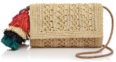 Mar y Sol Anabel Straw Crossbody