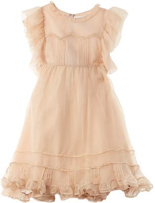 Nellystella Flora Silk Dress
