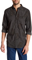 Ezekiel Prowler Long Sleeve Regular Fit Woven Shirt