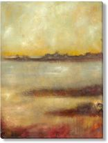 Bed Bath & Beyond Katherine Houston Close of Day Gallery Wrapped Canvas Art