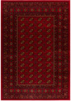"Kenneth Mink Closeout! Area Rug, Warwick Boukara Crimson 2'3"" x 7'7"" Runner Rug"